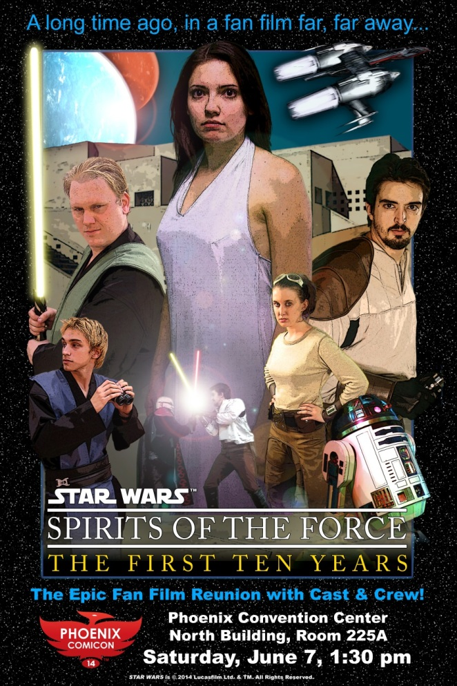 Spirits of the Force Reunion